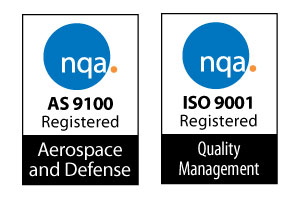 AS9100C and ISO9001 Certification